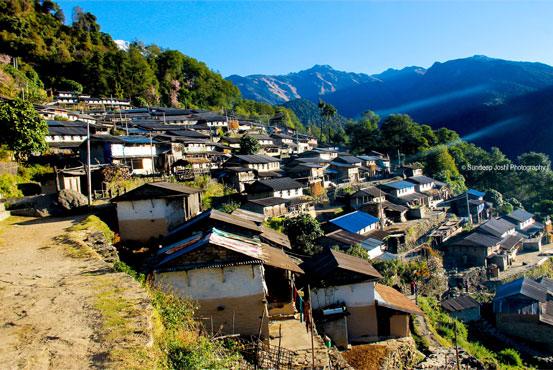 9 Days Gurung Villages Home Stay Trek In The Annapurna