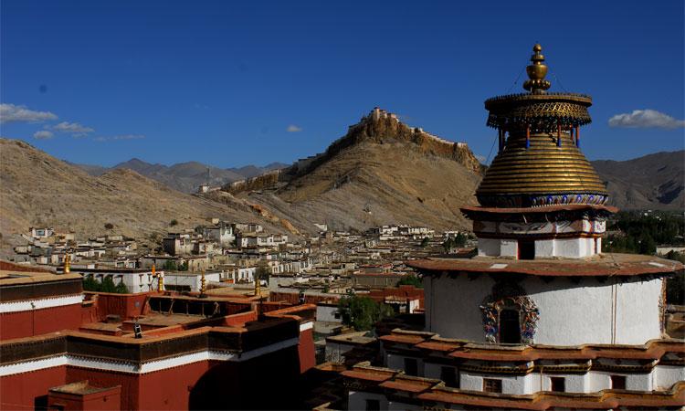 Gyantse View