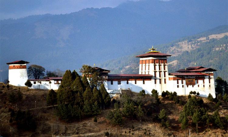 Jakar Dzong Bumthang