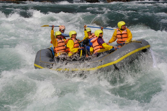 Kaligandaki Rafting
