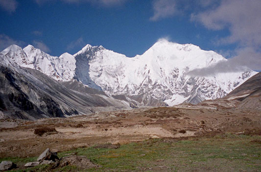 Kharta Valley trekking
