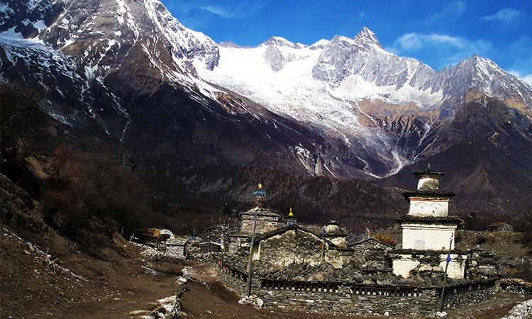 Makalu Tamang Village