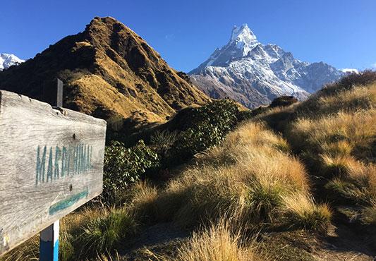 Mardi Himal & Machhapuchhere Trek