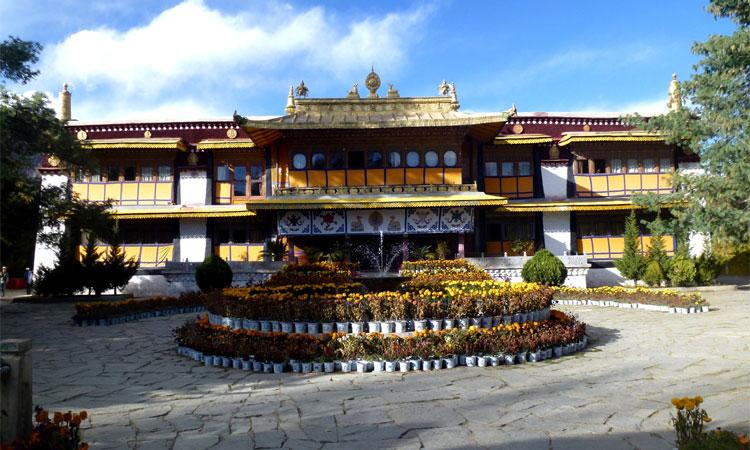 Norbulinka Monastery