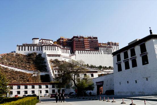 8 Days Trans Himalayan Tibet Tour