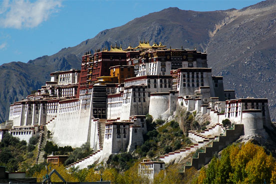A Glimpse of Celestial Lhasa Tour