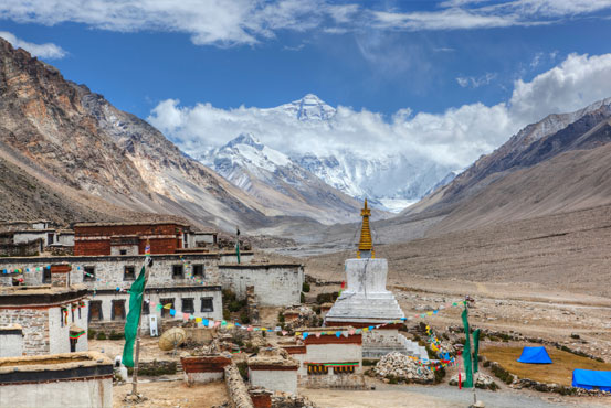 Mystical Tibet & Everest base camp Tour
