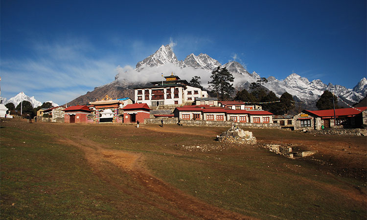 Tengboche Monastery | Everest Lodge Trek
