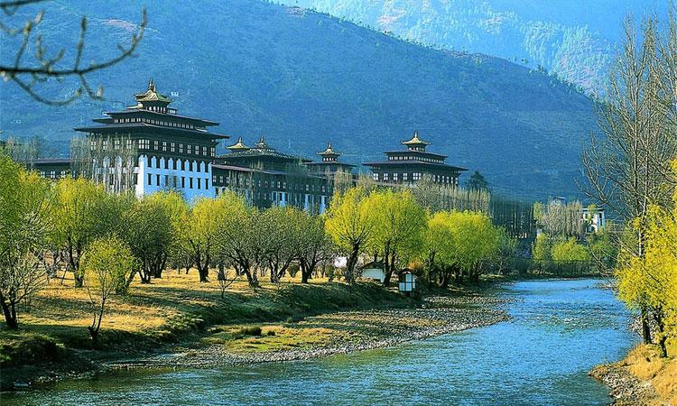 Ponakha Dzong