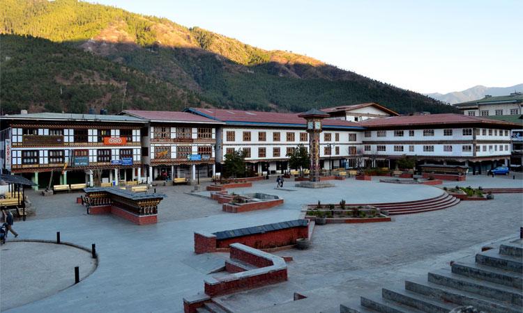 Thimpu Clock Square