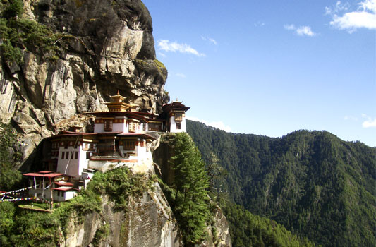 Across the Kingdom Bhutan tour