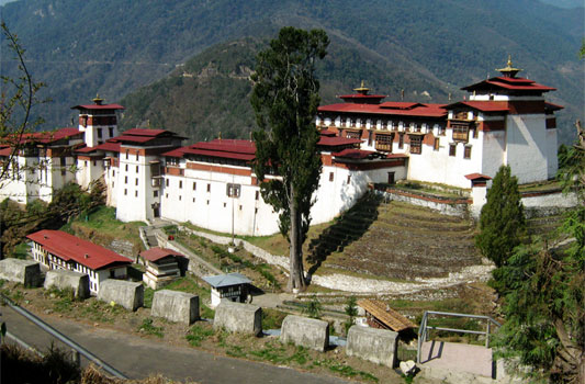 Western & Central Bhutan Tour