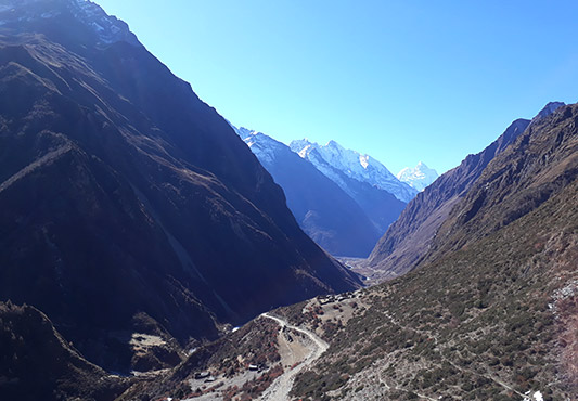 Challenging treks