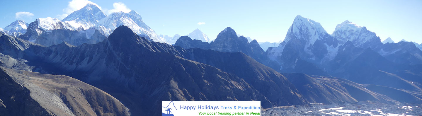Journey to the Foot of Everest   Everest Base Camp Trek Difficulty