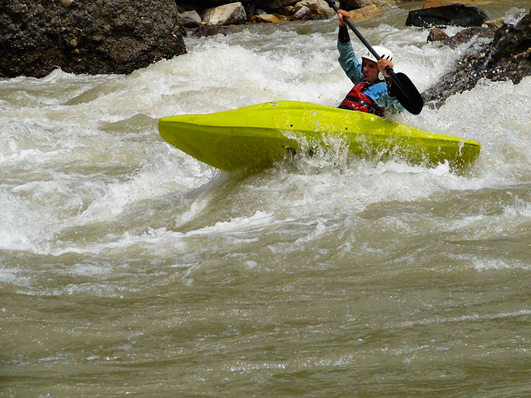 Kayaking-In-Nepal