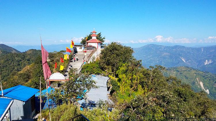 Pathivara-Temple
