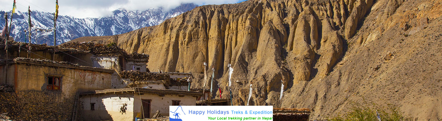 Explore The Ancient Kingdom Of Lo | Mustang Village In Nepal