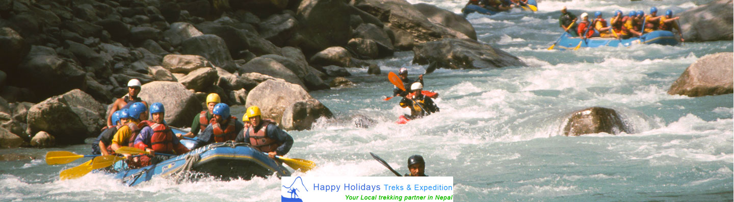 8 Most Overwhelming White Water Rafting In Nepal To Encounter