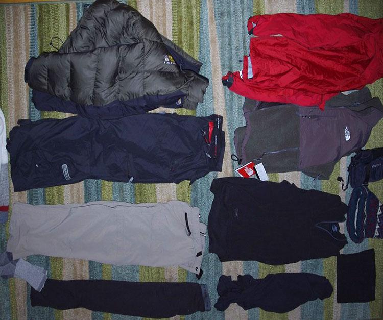 Clothing-List-for-Everest-Base-Camp-Trek