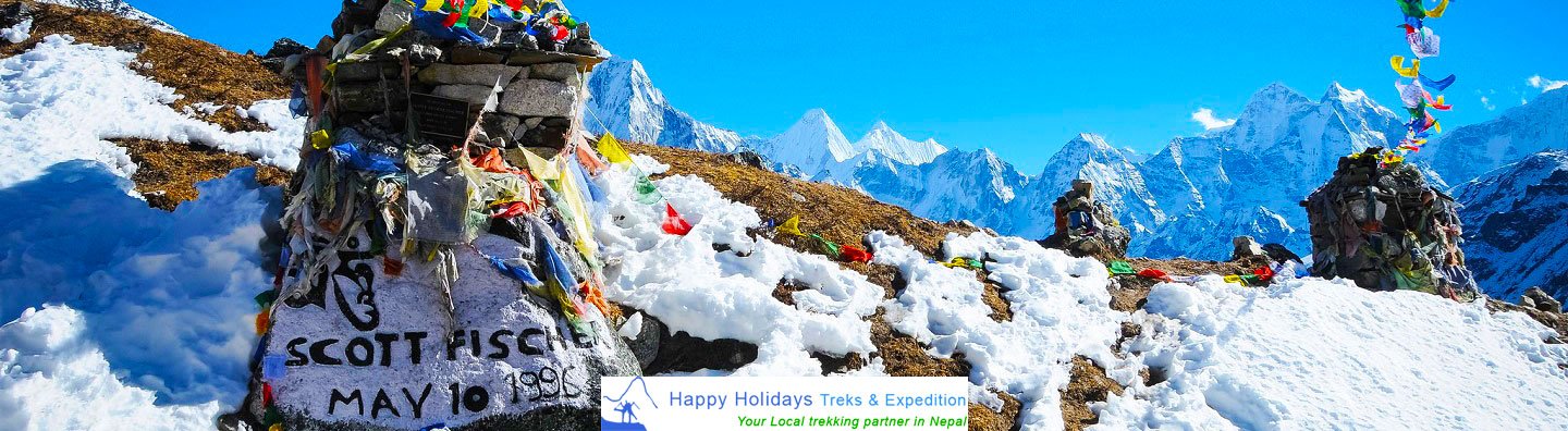 Everest Base Camp Trek | Catching Glimpses of Mighty Everest