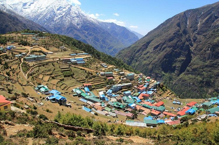 Sherpa Village Lodge Trek