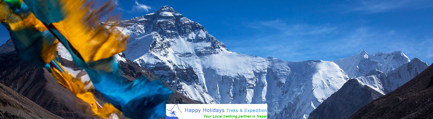 Undergo Photographic Journey With View Of Everest From Base Camp